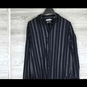 NWT Vince striped shirt size M